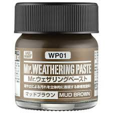 Weathering Pastel Mud Brown