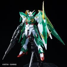MG 1/100 Gundam Fenice Rinascita (Clear Color),