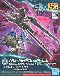 "#45 No-Name Rifle ""Build Divers"", Bandai HGBC"