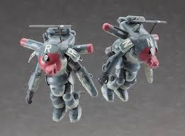 HASEGAWA 64116 MACHINEN KRIEGER FIREBALL SG INTRUDER (2PCS) 1/35 SCALE KIT