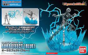 Figure-rise Effect - Aura Effect (Blue)