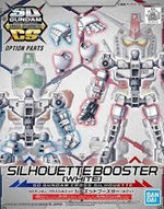SD GUNDAM CROSS SILHOUETTE BOOSTER (WHITE)