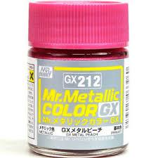 GX212 Mr.Metallic Color GX Metal Peach