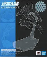 Tamashii Stage ACT 5 for Mechanics Clear