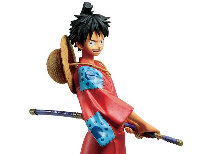 One Piece DXF Grandline Men Wano Country (Vol.1) Monkey D. Luffy