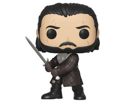 Pop! TV: Game of Thrones - Jon Snow (Season Eight) W/ Pop Protector