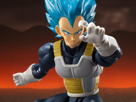 Dragon Ball Super S.H.Figuarts Super Saiyan God Super Saiyan Vegeta