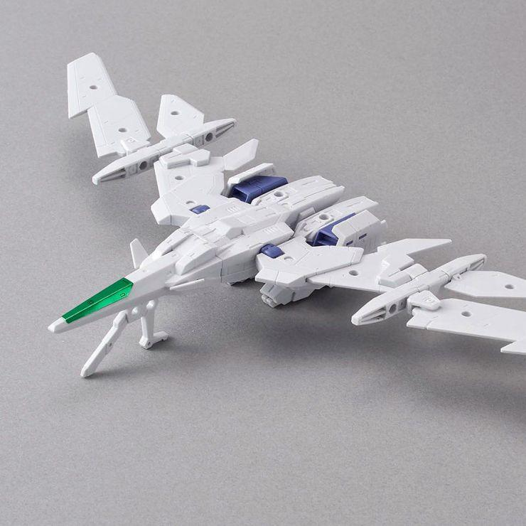 30 Minute Missions #01 EXA Vehicle (White Air Fighter) Model Kit