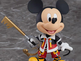Kingdom Hearts II Nendoroid No.1075 King Mickey