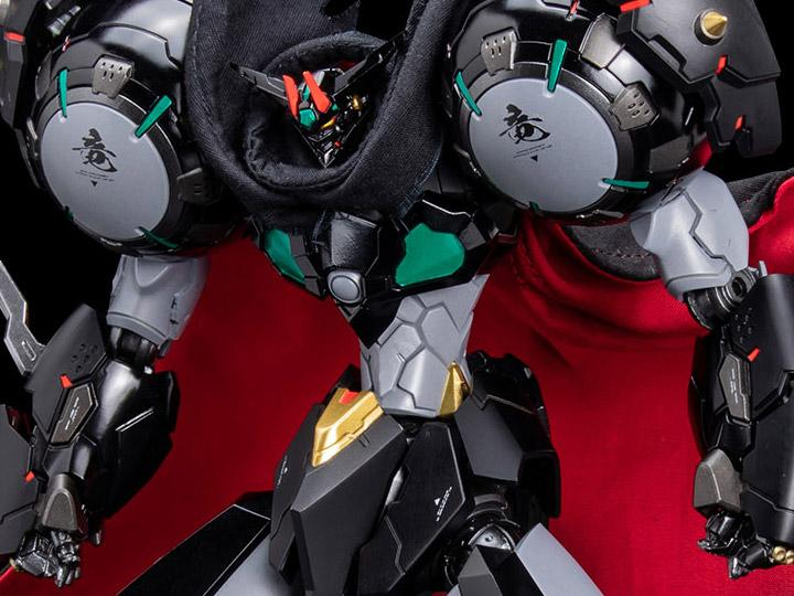 Getter Robo Devolution Riobot Black Getter