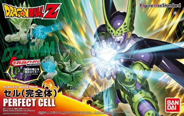 Dragon Ball Z Figure-rise Standard - Perfect Cell