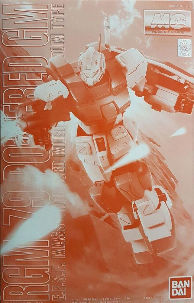 1/100 MG Powered GM P-Bandai