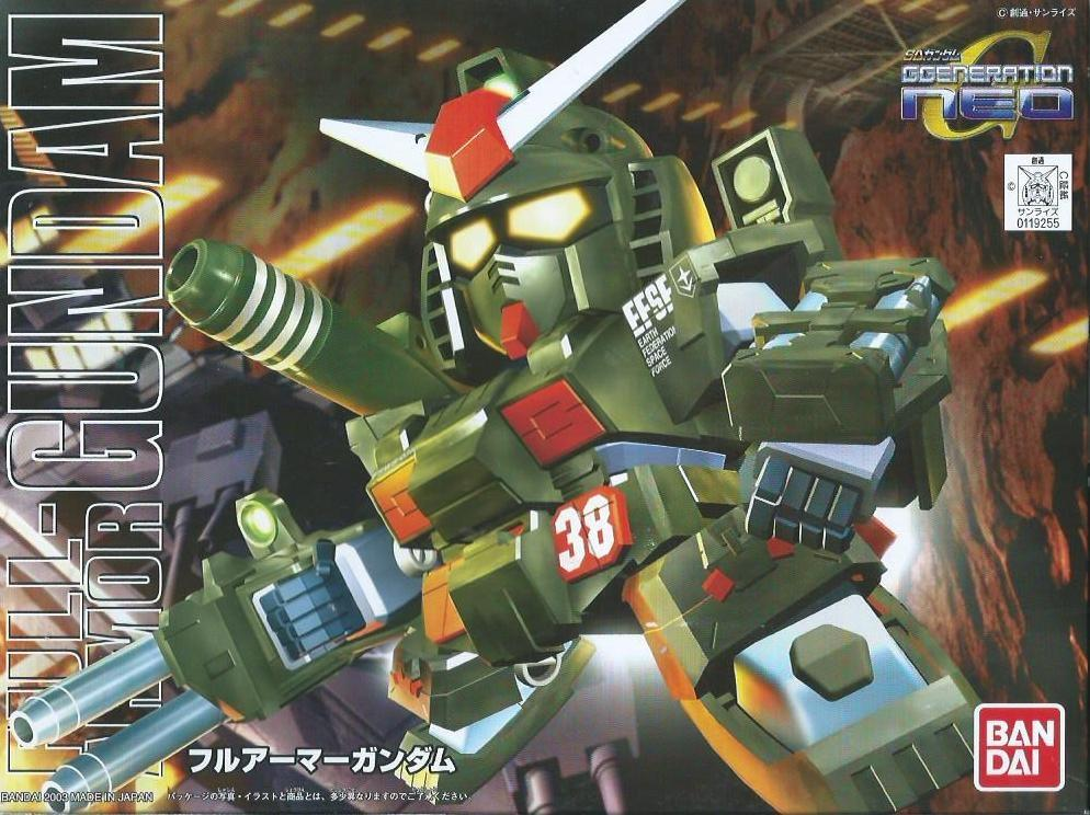 BB251 Full Armor Gundam