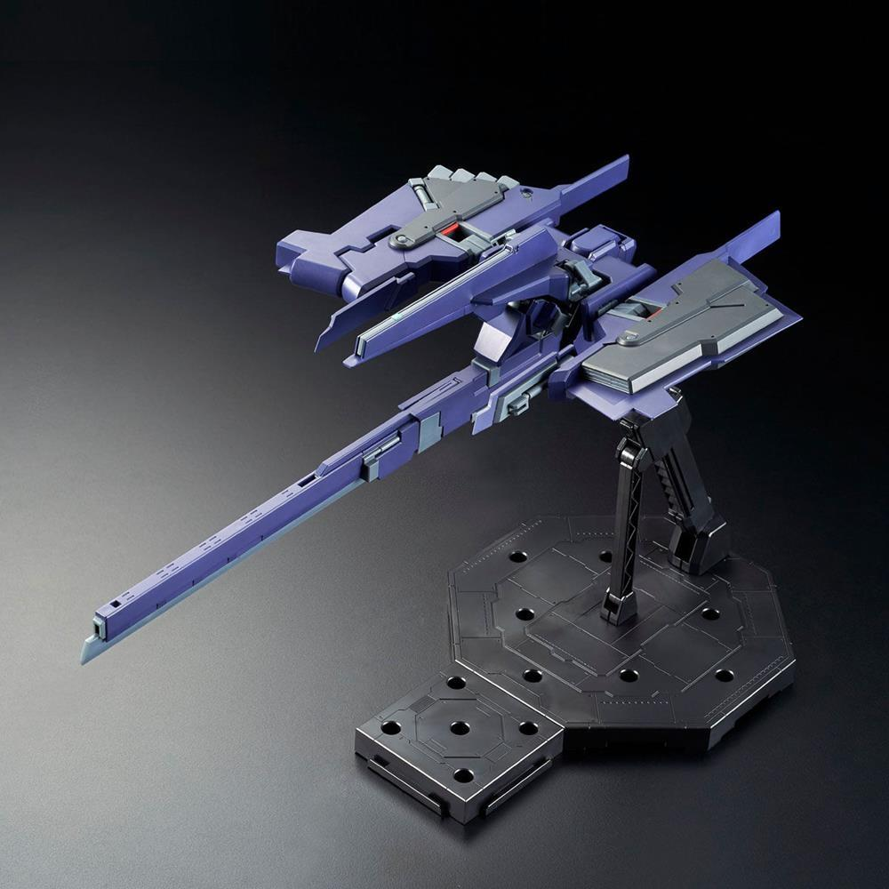 Pre-Order MG 1/100 FF-X29A G-PARTS HRUDUDU (ACTUAL COMBAT COLOR) [GUNDAM ADVANCED HAZEL NOT INCLUDED]