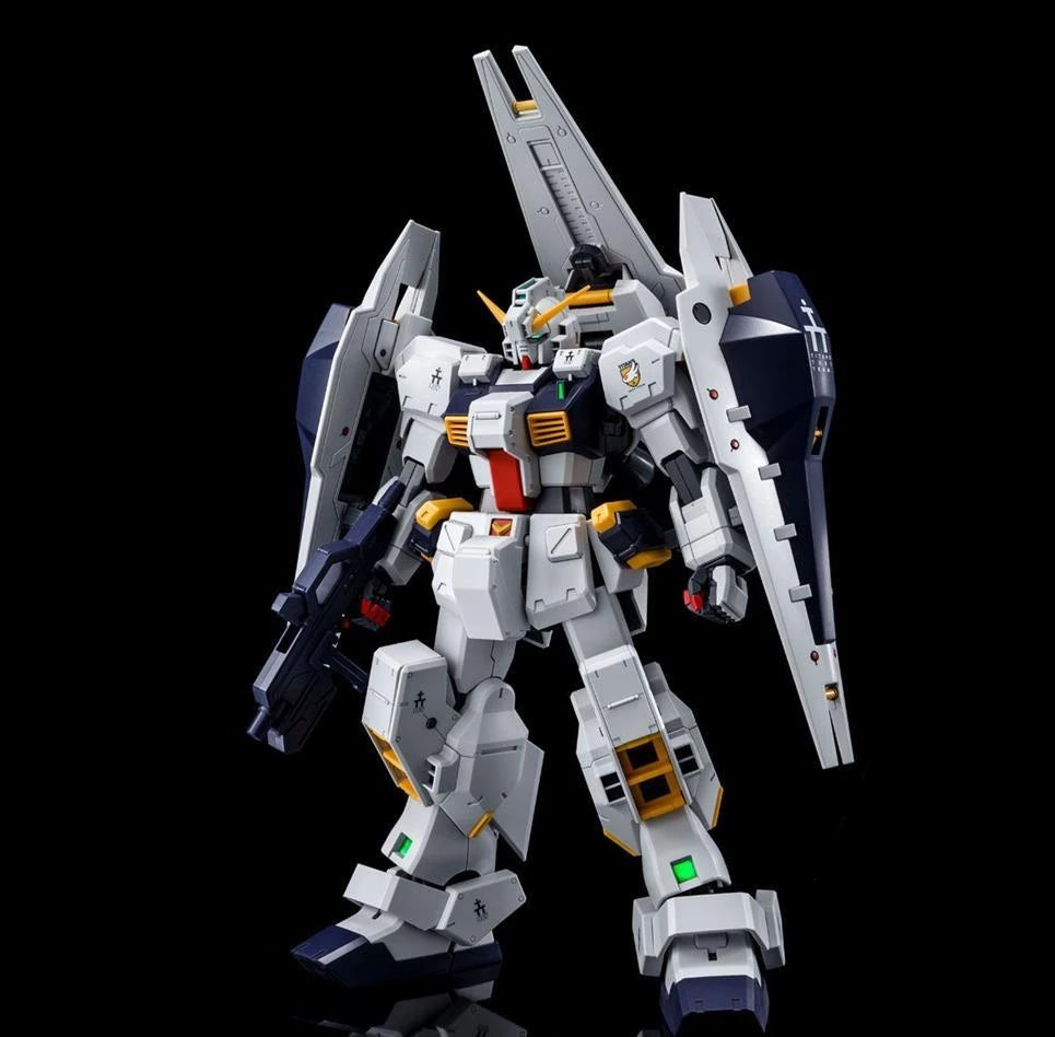 Pre-Order MG 1/100 GUNDAM TR-1 HAZEL KAI SHEILD BOOSTER SET [GUNDAM HAZEL NOT INCLUDED]
