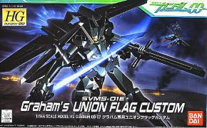 HG 1/144 #07 Graham's Union Flag Custom