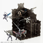 HEXA GEAR HG060 BLOCK BASE 01 DX HEAD QUARTERS