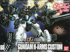 1/144 Gundam Heavyarms Custom