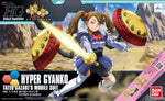 "Hyper Gyanko ""Build Fighters"", Bandai HGBF 1/144"