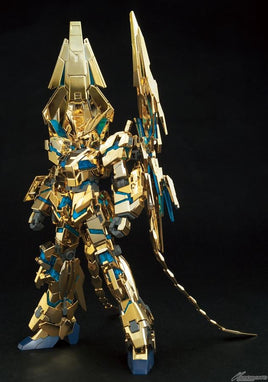 HGUC 1/144 UNICORN GUNDAM 03 PHENEX (DESTROY MODE) (NARRATIVE Ver.) [GOLD COATING]