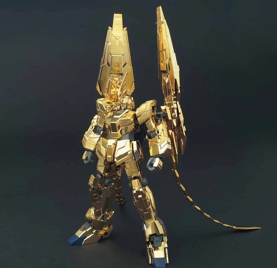 HGUC 1/144 Unicorn Gundam 03 Phenex Unicorn Mode [Narrative Ver.] (Gold Coating)