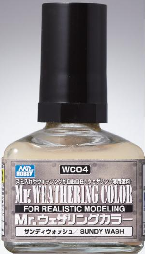 Mr. Weathering Color - Sundy Wash