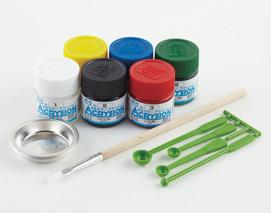Mr Color Acrysion - Basic Set