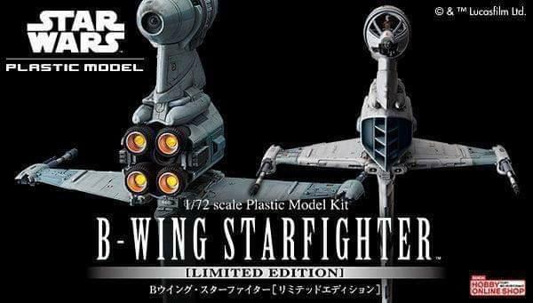 B-Wing Starfighter (Limited Edition Ver )