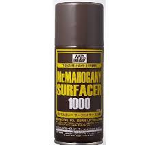 Mr Mahogany Surfacer Spray 1000 B528