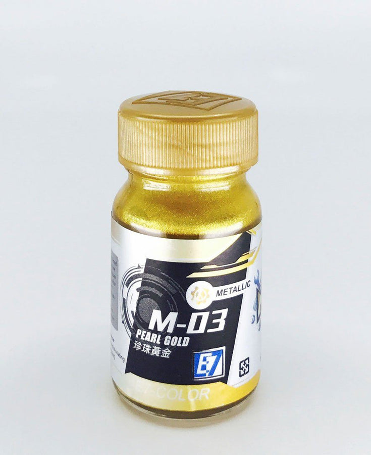 M-03 Pearl Gold 20ml