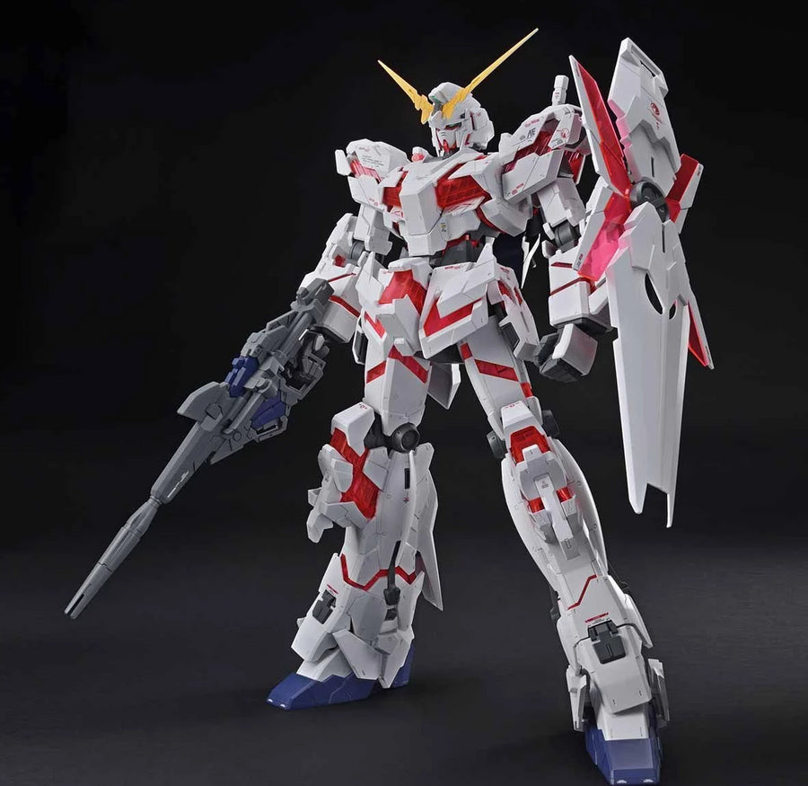 Mega Size 1/48 RX-0 Unicorn Gundam [DESTROY MODE]