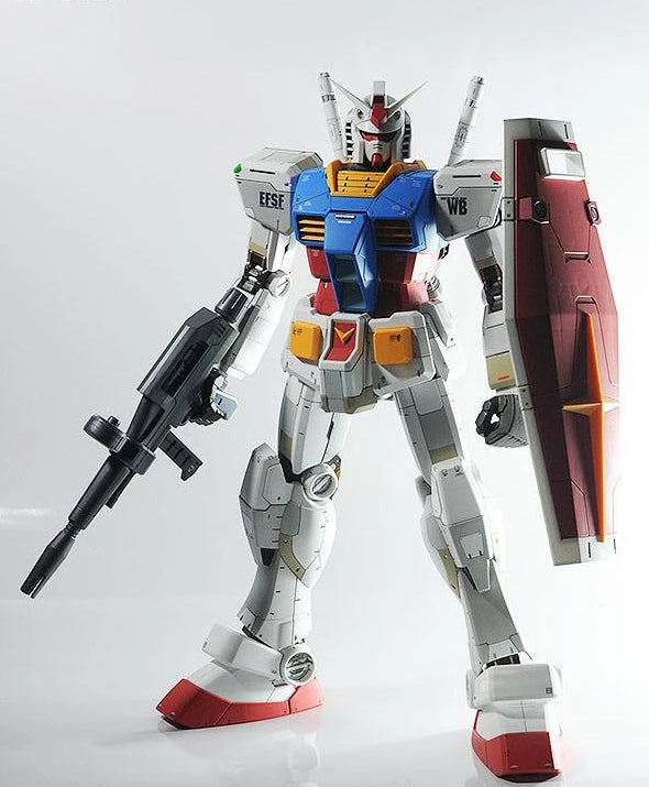 MG 1/100 Gundam Anniversary Coating Version