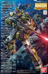 "GM Sniper Custom ""Mobile Suit Gundam MSV"", Bandai MG 1/100"