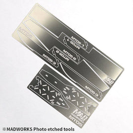 Madworks MT05 Saws Template (L)