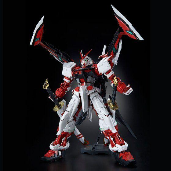 Pre-Order PG 1/60 GUNDAM ASTRAY RED FRAME KAI - LIMITED EDITION ...
