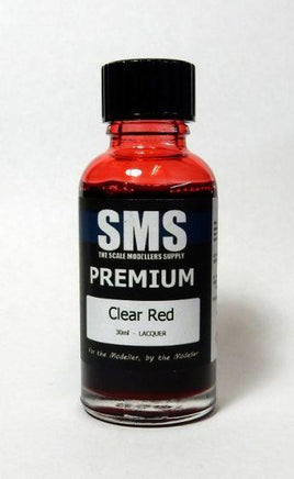 Premium CLEAR RED 30ml