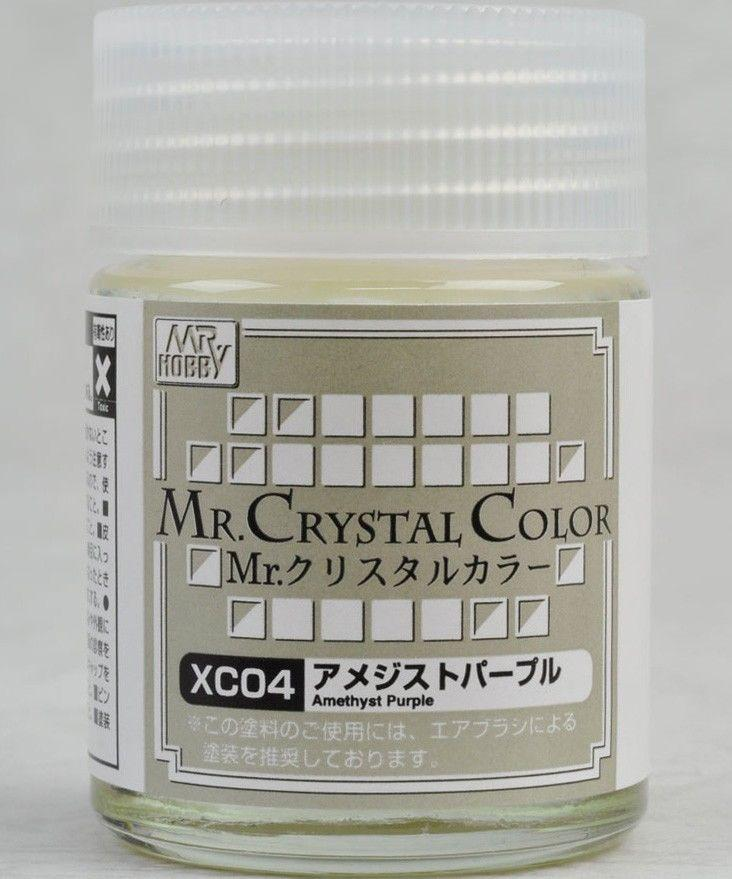 Mr Crystal Color - Amethyst Purple