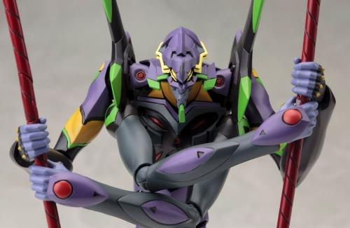 KOTOBUKIYA KP315R EVANGELION UNIT 13 REBUILD OF EVANGELION 1/400 SCALE MODEL KIT
