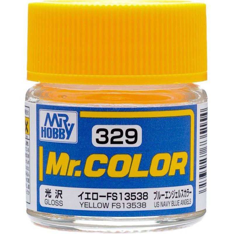 GNZ-C329: C329 Gloss Yellow FS13538 10ml