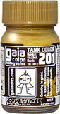 Gaia Military Color 201 Dark Yellow 1 15ML
