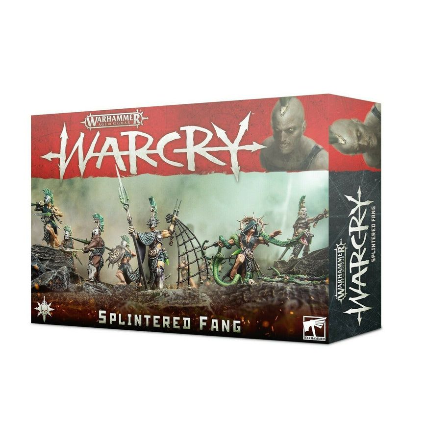 Warcry: The Splintered Fang Faction Warhammer Age of Sigmar