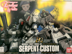 1/144 Serpent Custom