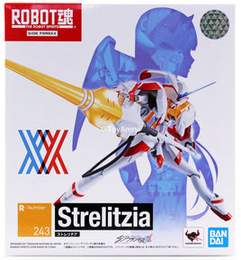"Strelizia ""Darling In The Franxx"", Bandai Robot Spirits"
