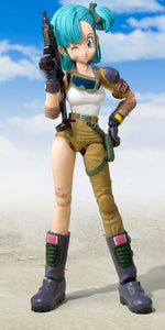 Dragon Ball S.H.Figuarts Bulma
