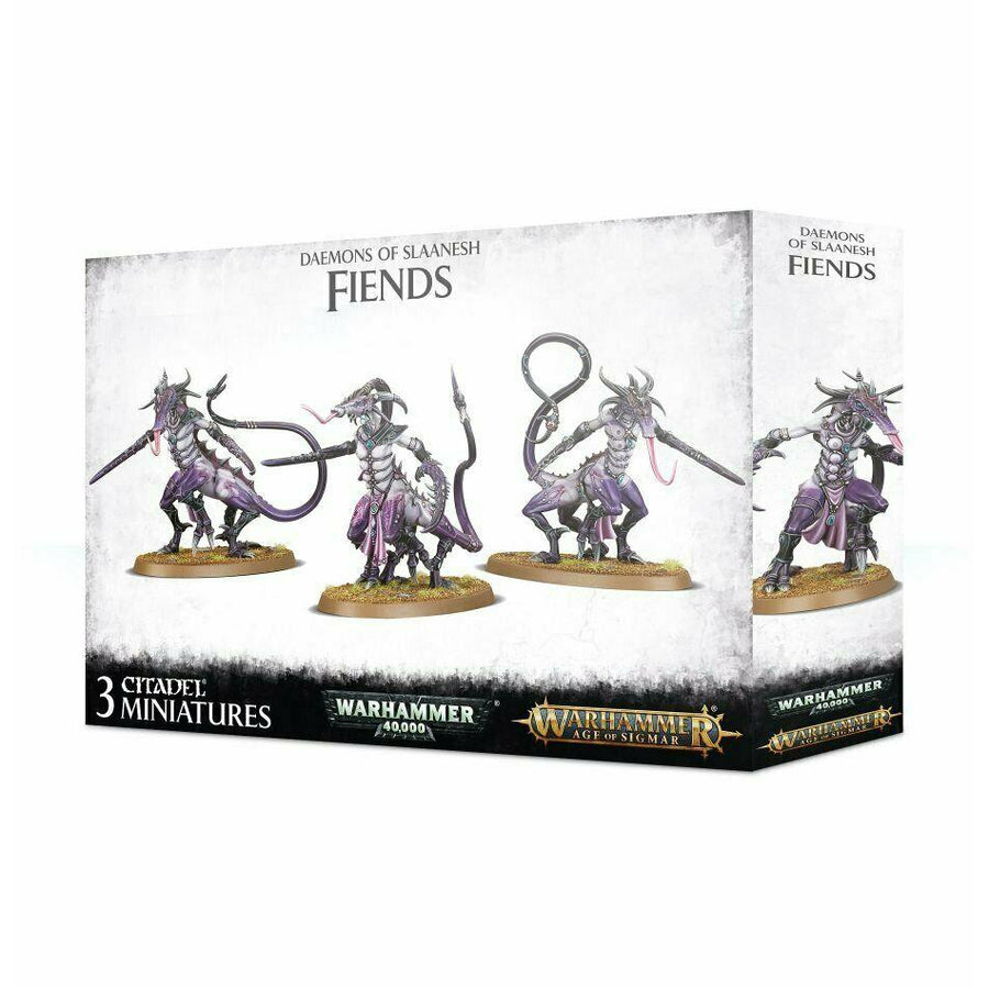 Daemons of Slaanesh: Fiends Warhammer Age of Sigmar