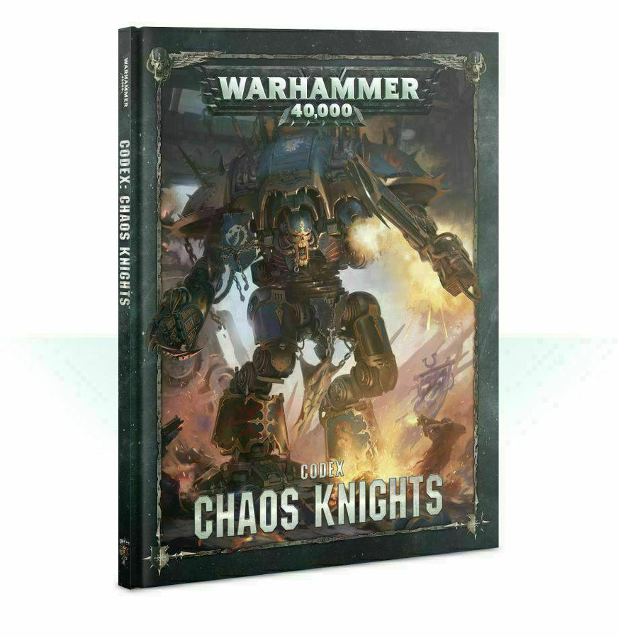 Codex: Chaos Knights - Warhammer 40k