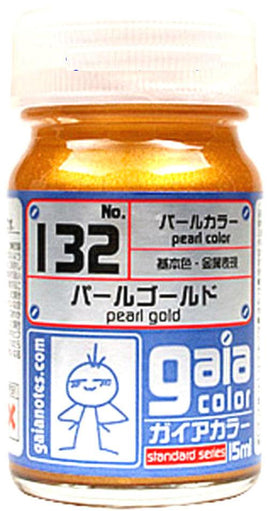 Color 132 Pearl Gold 15ML