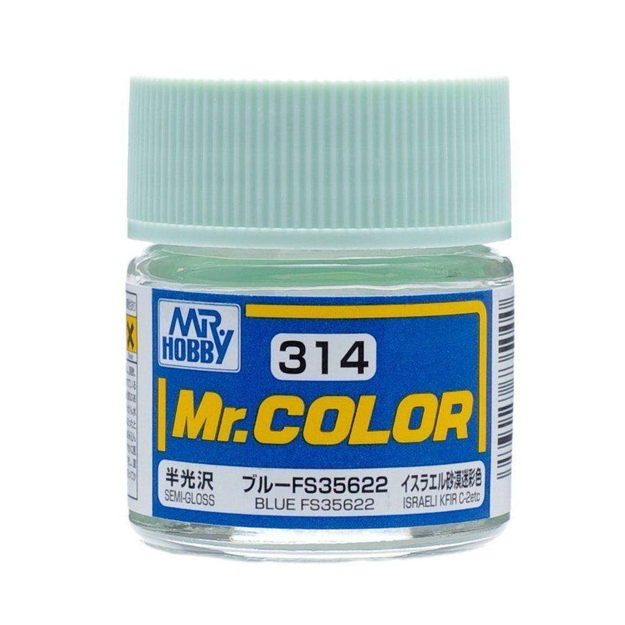 GNZ-C314: C314 Semi Gloss Blue FS35622 10ml
