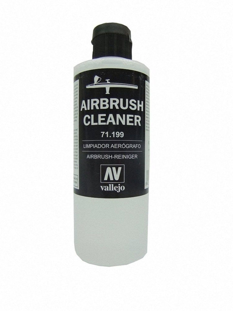 Airbrush CLEANER 200ml Bottle - Vallejo 71199