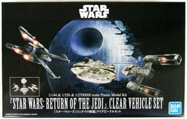 Return of the Jedi Clear Vehicle Set